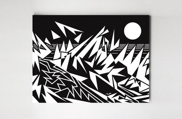 , 'Darkwave,' 2016, Marie Baldwin Gallery