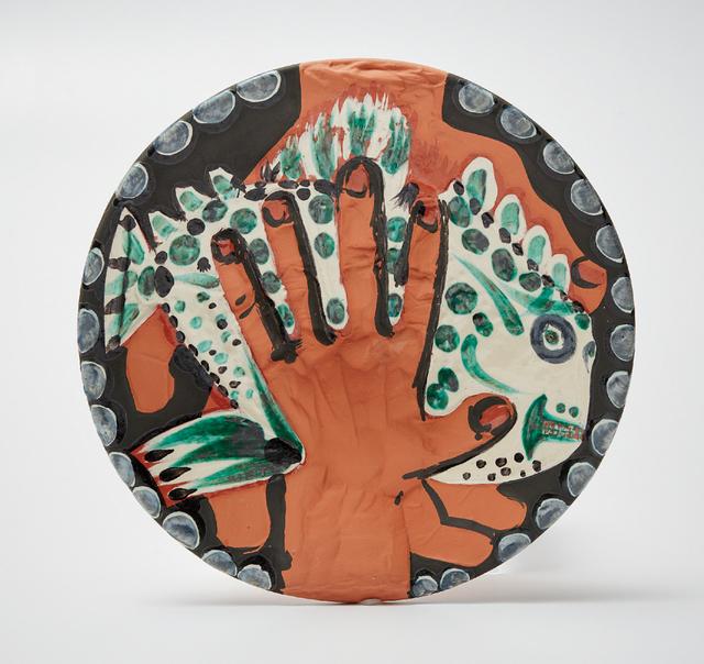 Pablo Picasso, 'Mains au poisson (Hands with Fish)', 1953, Phillips