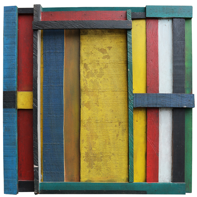 , 'From the Series To Paint,' 1996, Galeria El Museo