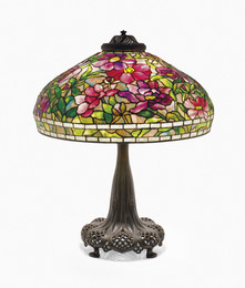 A 'Peony' Table Lamp