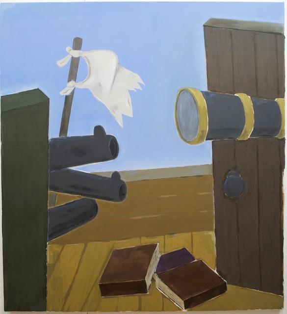 , 'Untitled: Witness, Surrender at Sea,' 2019, Jenkins Johnson Gallery