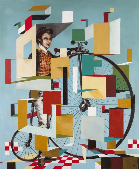, 'LE MANGEUR D'ESCARGOTS,' 2012, Espace40