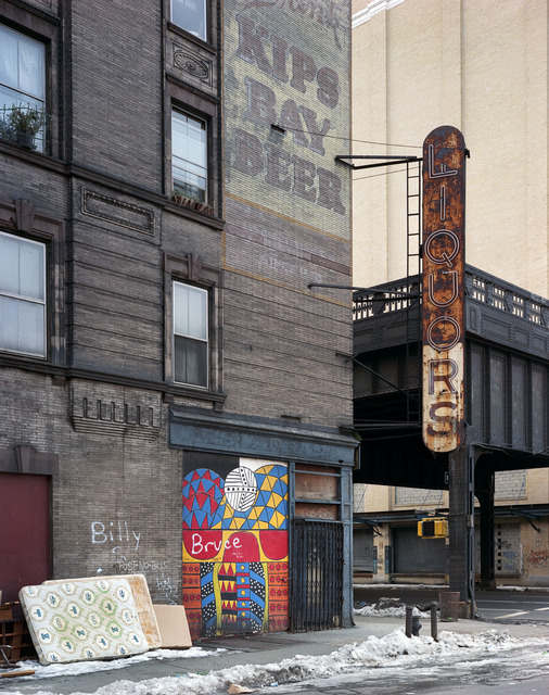 , 'West 17th Street and Tenth Avenue, 1985,' 1985, Dillon + Lee