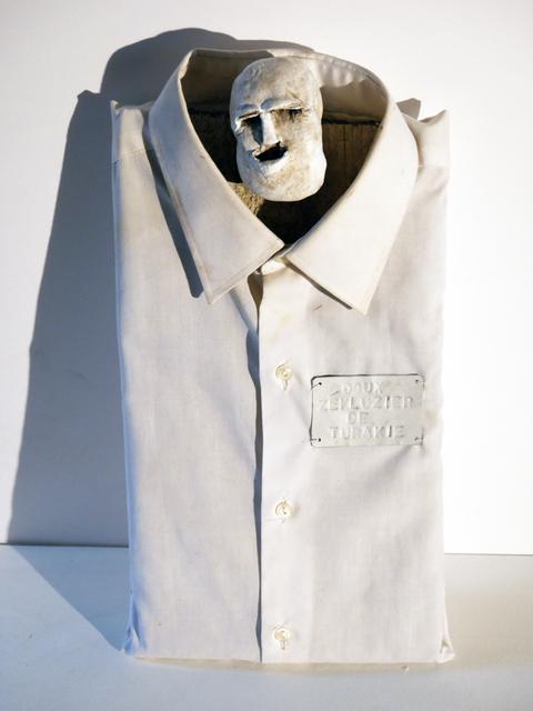 , 'Doux Zéclusier II,' 2016, Galerie Geraldine Banier