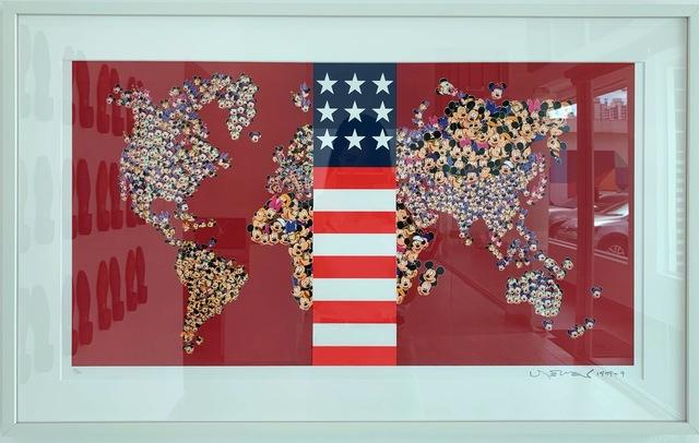 , 'Dow Jones,' 2008, Marion Gallery