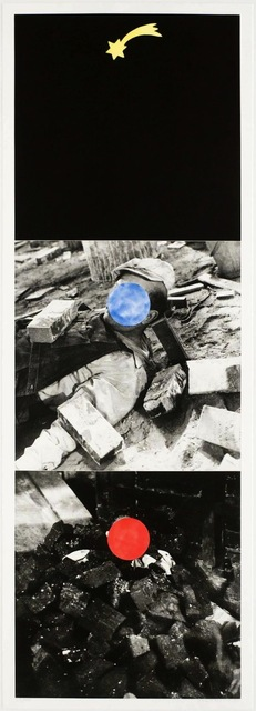 , 'Falling Star,' 1989-1990, Gregg Shienbaum Fine Art