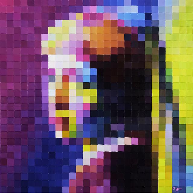 Sveta Esser, 'Girl With A Pearl Earring', 2018, Blue Gallery