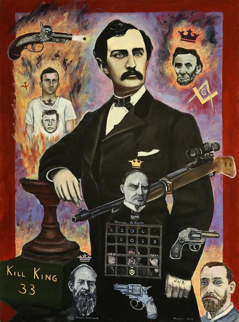 , 'King Kill 33,' 2011, DETOUR Gallery