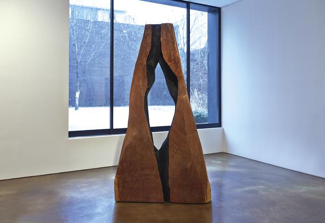 , 'Folds,' 2008, Galerie Lelong & Co.