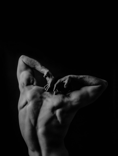 """, '""""Untitled"""" (from Body Series),' 2018, Cerbera Gallery"""