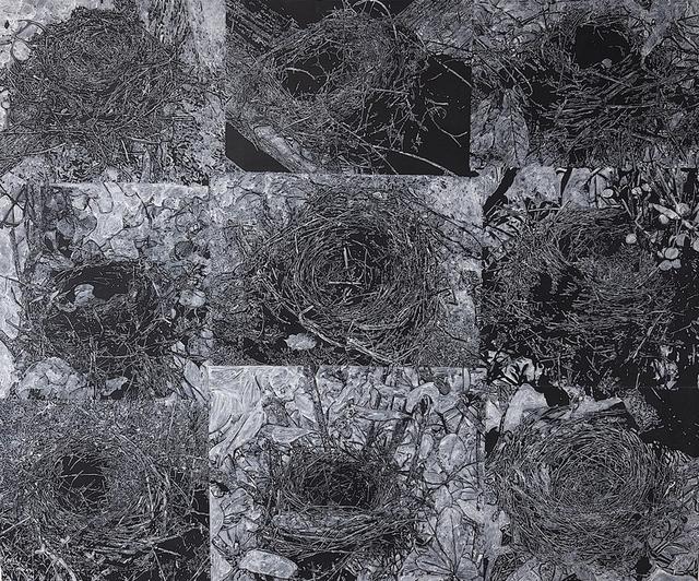 Helen Altman, 'Nine Nests', 2019, Talley Dunn Gallery