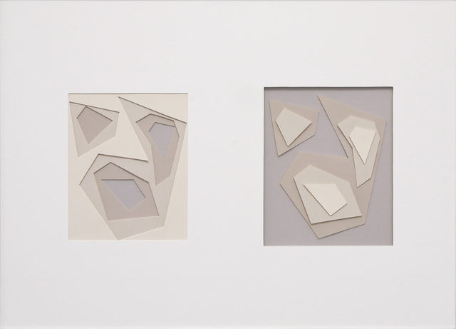 , 'Rectangles I,' 1964, David Richard Gallery