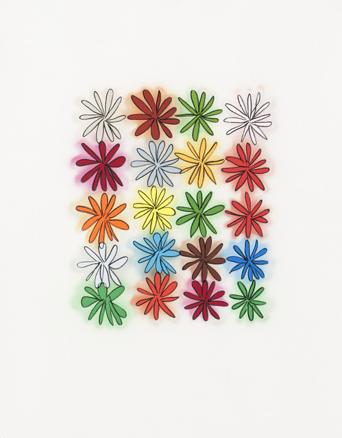 Polly Apfelbaum, 'Flower Garden', 2004, Durham Press, Inc.