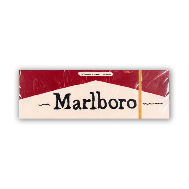 , 'Marlboro,' 2017, Binder Projects