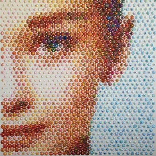 , 'Audrey,' 2015, SmithDavidson Gallery