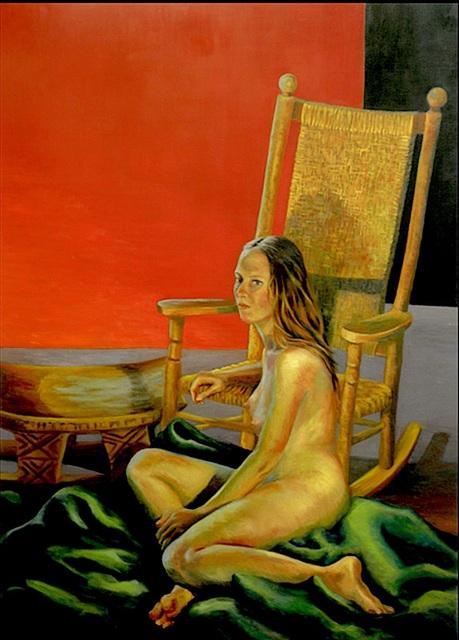 Elodia Arellano Fanjul, 'Cacique's Chair', 2011, Pigalle Gallery