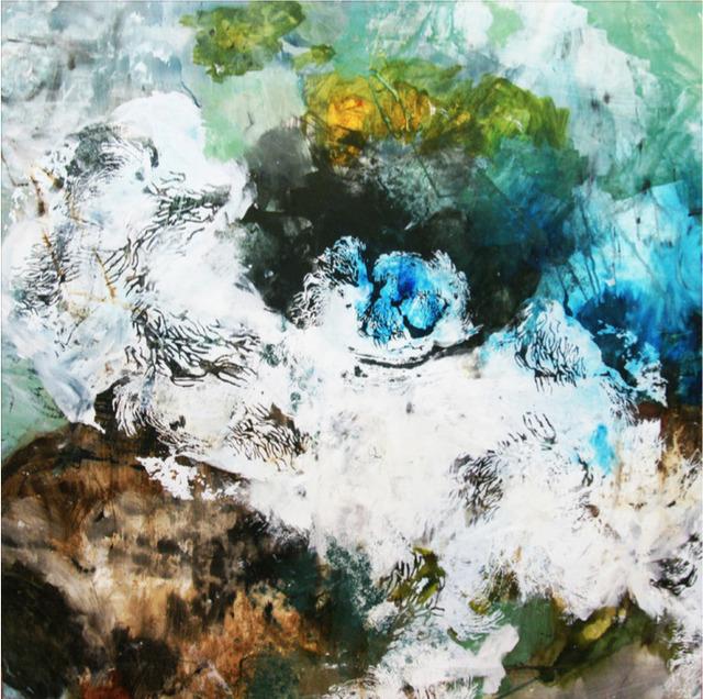 , 'Sensitive Water Mapping #59,' 2016, Gallery Elena Shchukina
