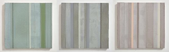 , 'Simplicity (Three Pieces NO.1),' 2014, Triumph Art Space