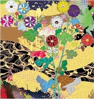 Takashi Murakami, 'Korin: The Time of Celebration', 2015, MSP Modern