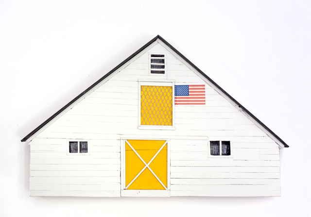 , 'Yellow Barn,' 2008, VSOP Projects