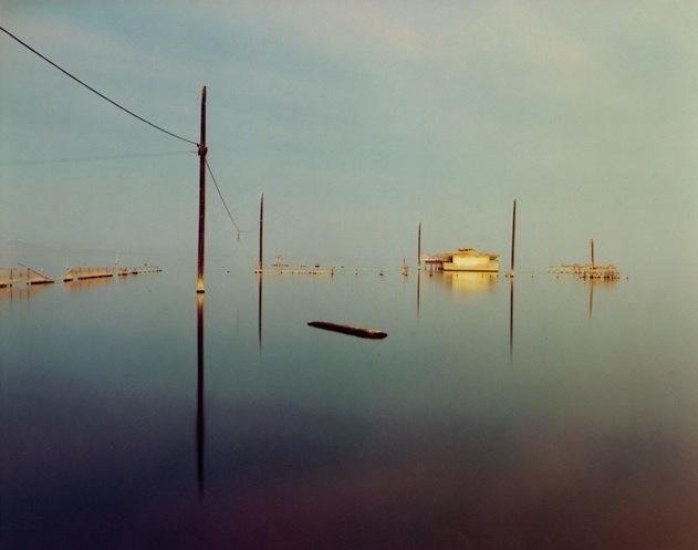 , 'Flooded Snack Bar, Salton Sea,' 1984, Robert Mann Gallery