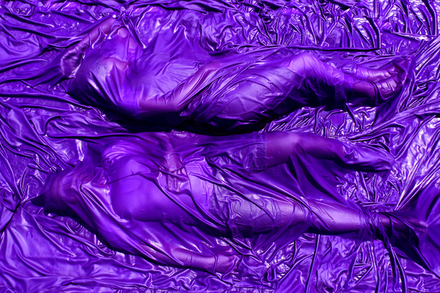 , 'Purple Haze,' 2013, Element Art Space