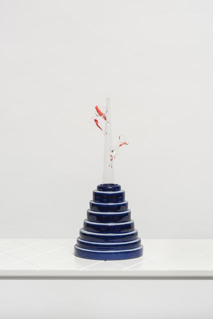 , 'DERMAPOLKA (9),' 2017, SEEDS