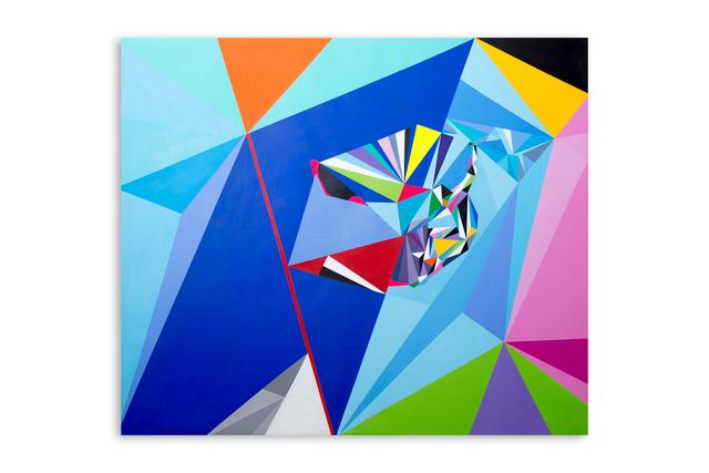 , 'Carlos Cabeza, Angel Falls Conscious, 2011,' 2011, O. Ascanio Gallery