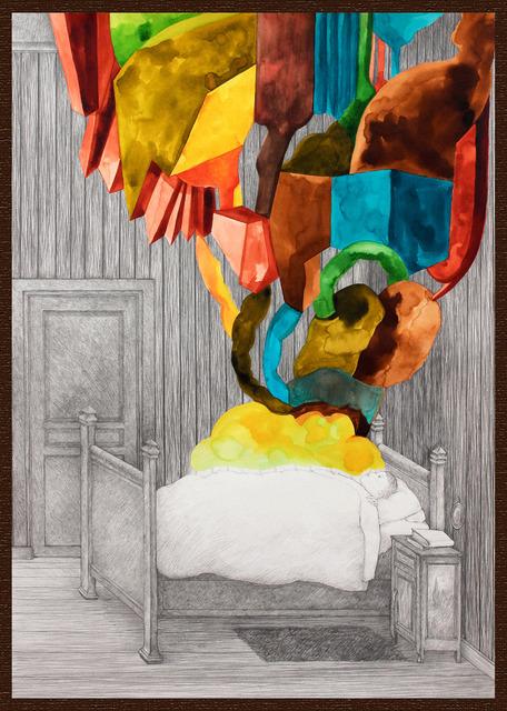 , 'Luftgebaude,' 2013, Riccardo Crespi