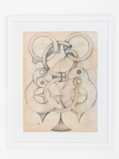 , 'Gingko Amul,' 2017, Fisher Parrish Gallery