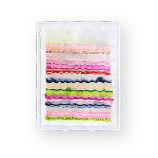 Kristi Kohut, 'Summer Stripes', 2017, Kristi Kohut Studio Gallery