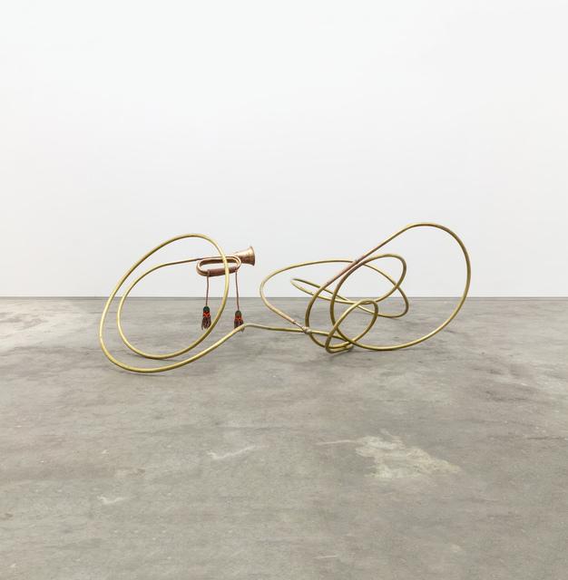 , 'Mphephethe uthe cwaka [2],' 2018, Stevenson