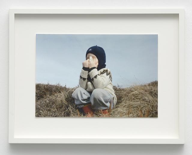 Orri, 'Þorri, Þingvellir 2013', 2018, i8 Gallery
