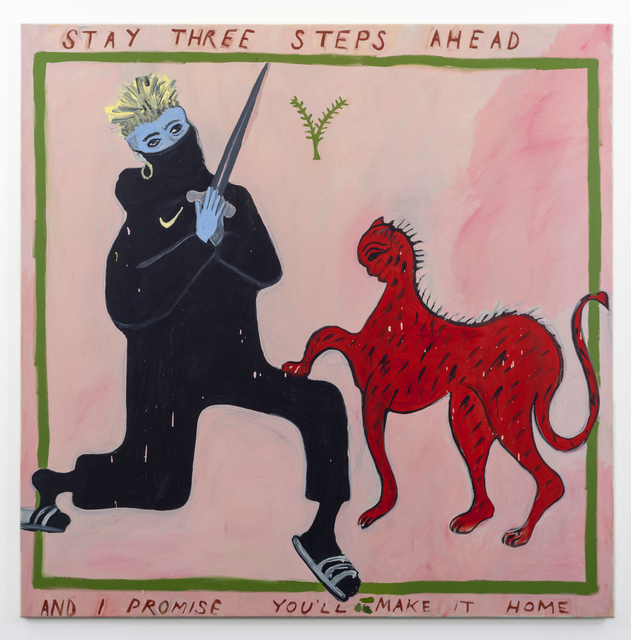 Sophie Vallance, 'Just do It', 2018, UNION Gallery