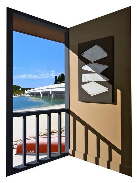 , 'The Bridge,' 2012, Bernay Fine Art