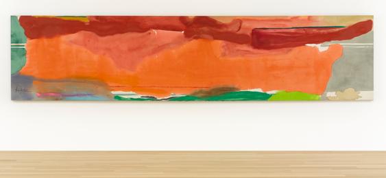 Helen Frankenthaler, 'Under April Mood,' 1974, Sotheby's: Contemporary Art Day Auction