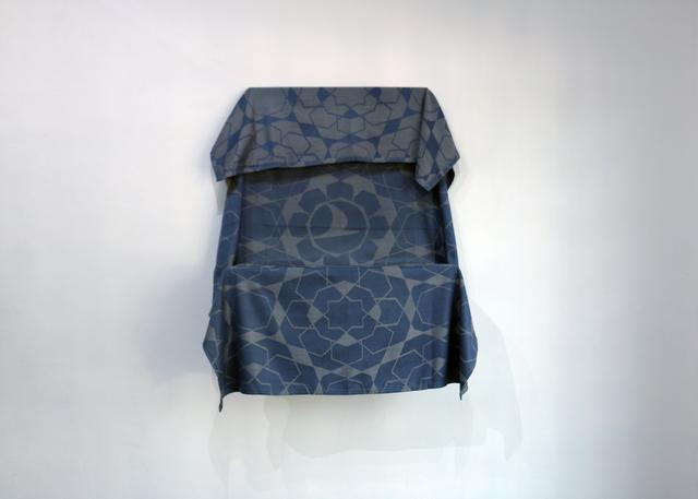 , 'Blanket (Etihad),' 2017, Celaya Brothers Gallery