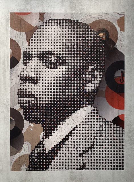 Tom Tor, 'Jay-Z', 2018, Print, Serigraph on melamine, Themes+Projects