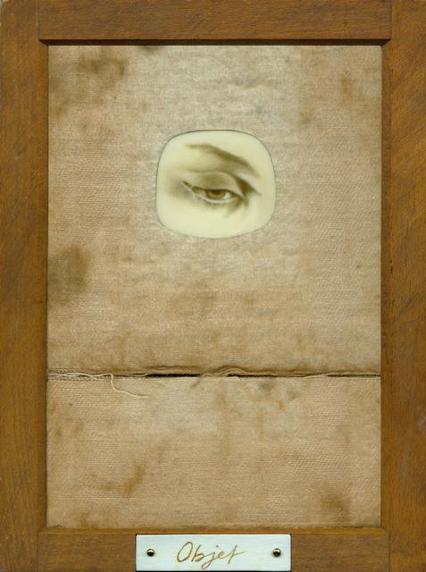 , 'OBJET: Meret (after Meret Oppenheim & Man Ray),' 2013, Clark Gallery