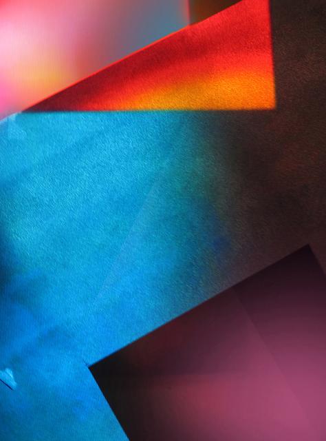 , 'Untitled (triangle),' 2013, Simon Preston Gallery
