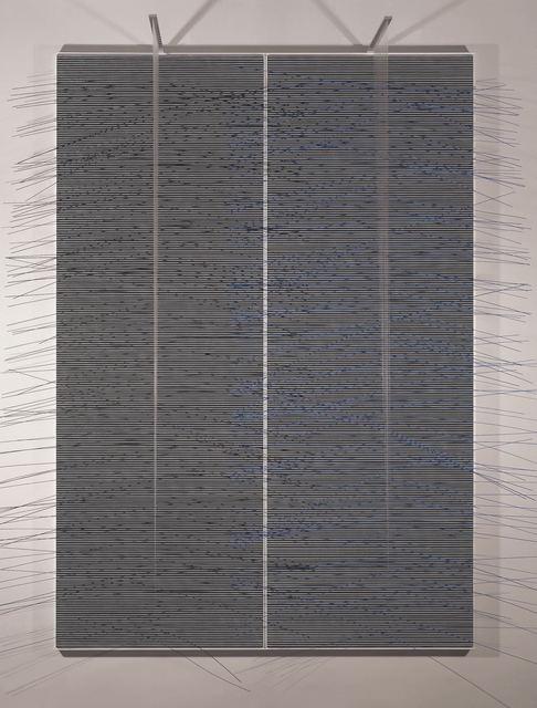 , 'Gran vibración del azul y del negro,' 1972, Leon Tovar Gallery