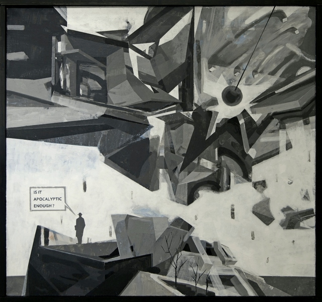 , 'Untitled,' 2017, Izolyatsia
