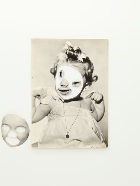 , 'Paper Surgery ,' 2018, Postmasters Gallery