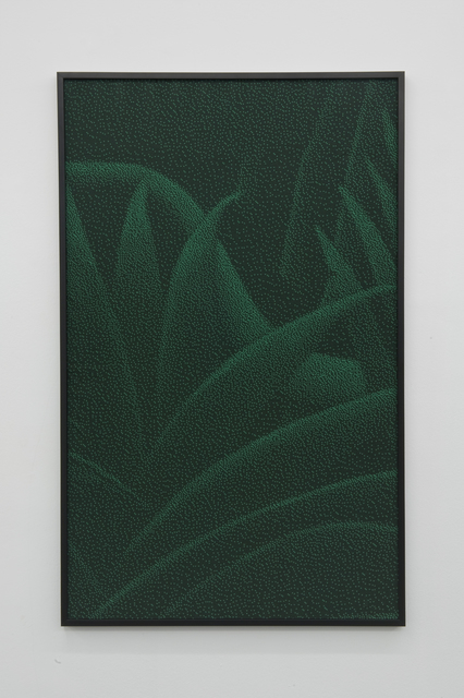 , 'Stay Gold (Green),' 2015, García Galeria