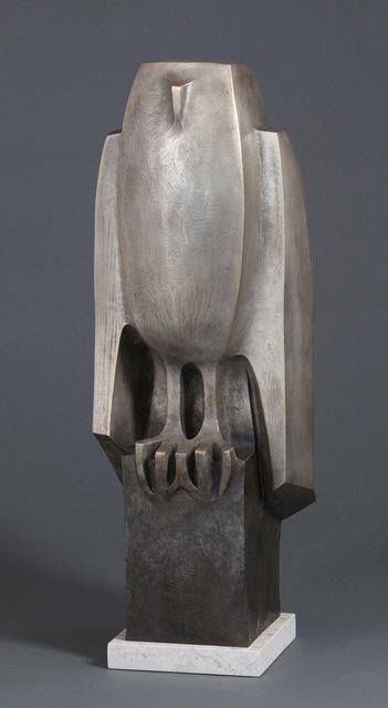 , 'Whoo,' 2010-2019, Eisenhauer Gallery