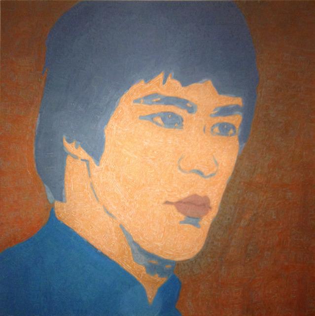 Junqing Wu, 'Bruce Lee', Walter Wickiser Gallery