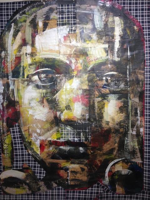 , 'Figure print 2,' 2012, Galeria Kalo