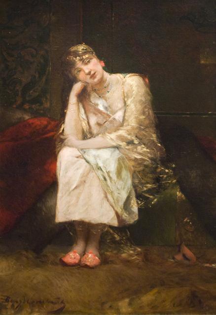 , 'The Empress Theodora at the Coliseum,' ca. 1889, Taylor   Graham