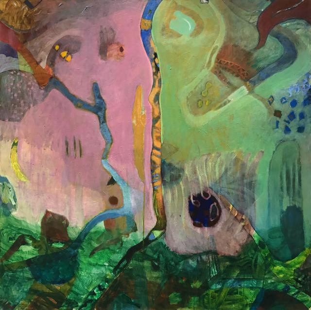 , 'First Mesquitescape,' 2001, OTA Contemporary