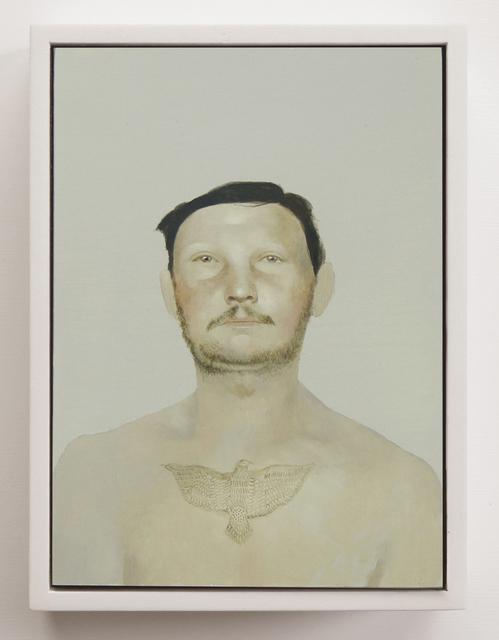 , 'Immigrant series German Stowaway ( deported),' 2016, Conduit Gallery